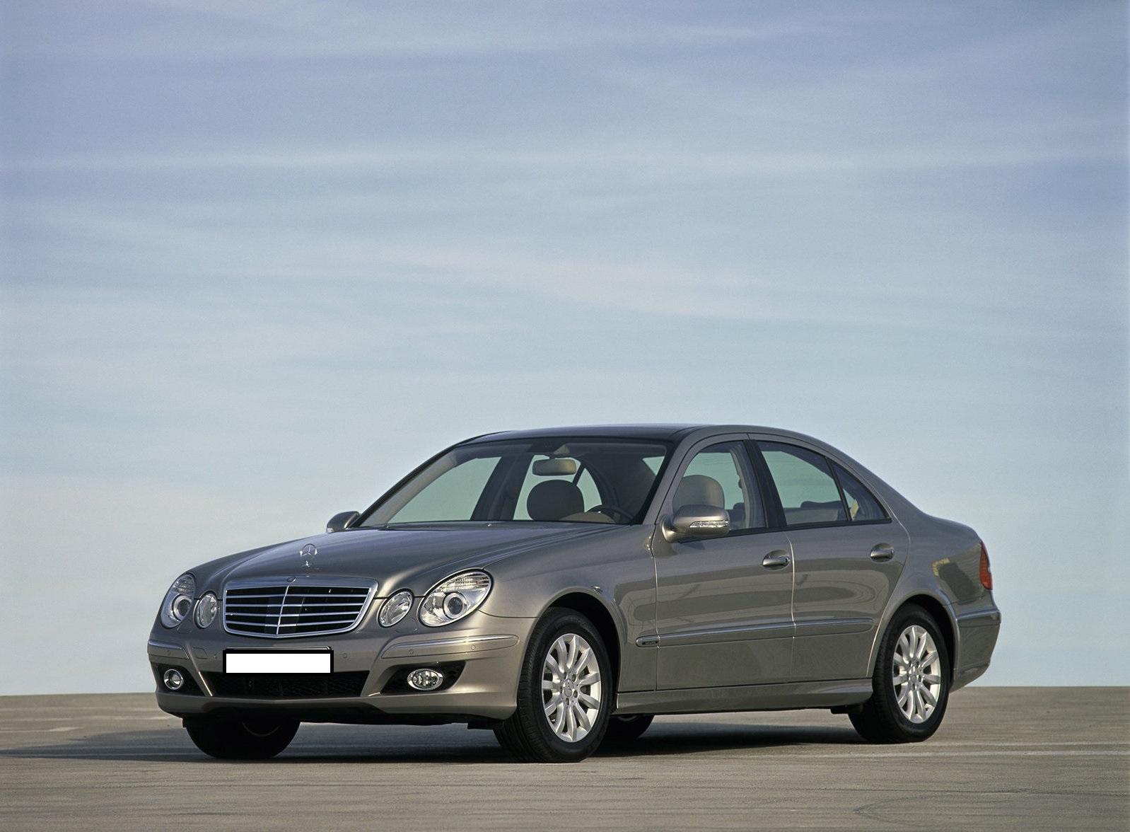 Car Rental Mercedes E Class