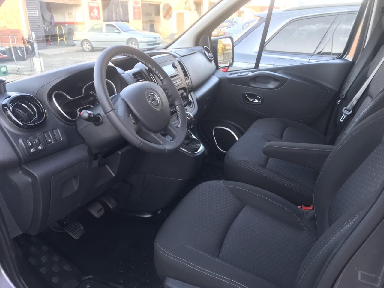 Car Rental Opel Vivaro