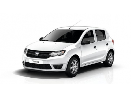 dacia sandero rent a car car rental belgrade 108535526. Black Bedroom Furniture Sets. Home Design Ideas
