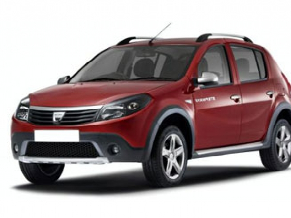 dacia sandero rent a car car rental belgrade. Black Bedroom Furniture Sets. Home Design Ideas