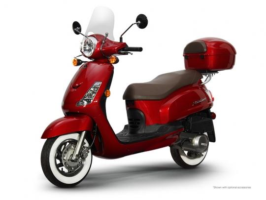 Sym Fiddle Rent A Scooter Scooter Rental Belgrade