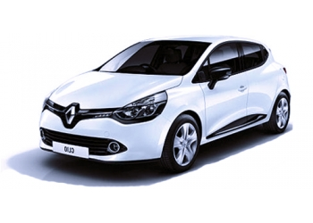 Renault Clio rent a car - car rental Nis - NI 157 SO