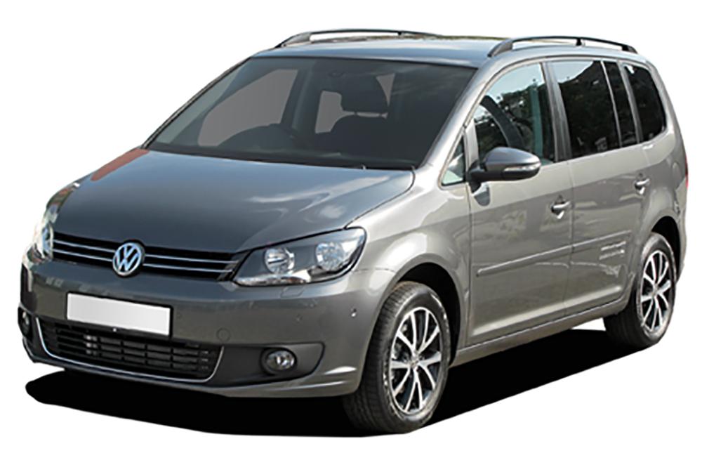 Car Rental Volkswagen Touran